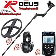 XP Metal Detectors Detector de metales Deus Full 6 tecnología inalámbrica Mando