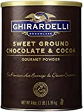 GHIRARDELLI Sweet Ground Chocolate and Cocoa 1,3 kg