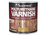 Blackfriar BKFPCSV250 250 ml Polyurethane Varnish - Clear Satin