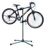 WOLTU® Fahrrad Reparaturständer Montageständer Fahrradreparaturständer Fahrradmontageständer Fahrradständer Klappbar Höhenverstellbar mit TÜV geprüft FZ1127