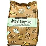 Marca Amazon - Happy Belly Mezcla de frutas deshidratada, 7 x 200gr