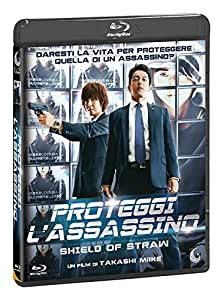 Shield of Straw - Proteggi l'Assassino (Blu-Ray)