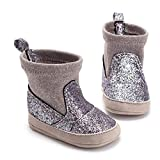 F Fityle Botas de Invierno de Algodón para Niños Zapatos Juegos de Construcción Accesorio Dormitario - Multicolor, 6-12 meses