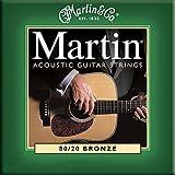 Martin Western-Gitarren Saiten M-170 Extra light .010-.047