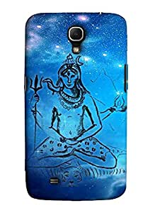 EagleHawk Mobile Case for Samsung Galaxy Mega 6.3 (Multicolor)