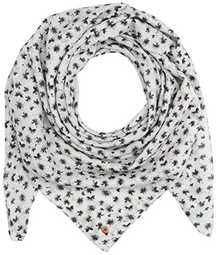 edc by Esprit 057ca1q003, Foulard Tour de Cou Femme Blanc (Off White)