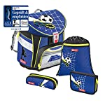 Step by Step Light Schulranzen-Set 4-tlg. Top Soccer top soccer