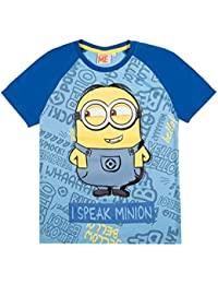 e6c6dbacec1 Amazon.co.uk: MINIONS - Movie & TV Fan Apparel / Novelty & Special ...