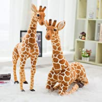 MIAOOWA Official Store 60-140cm Giant Simulated Animal Plum Giraffe Plush Toy Doll Lovely Sleeping Pillow Doll Girls And Children
