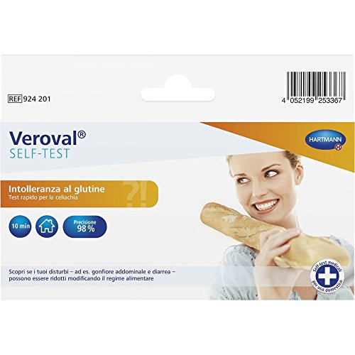 Veroval-Self-Test-For-The-Gluten-Intolerance-At