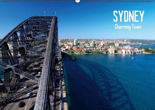 Sydney - Charming Town (FL - Version) (Wandkalender 2015 DIN A2 quer): Die bezaubernde australische Küstenstadt (Monatskalender, 14 Seiten)