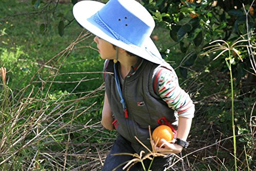 Kakadu Australia - Chapeau western - Homme Sable