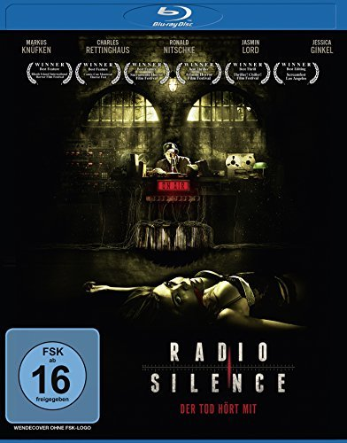 Monique Square (Der Tod hört mit / Radio Silence (2012) ( On Air ) (Blu-Ray))