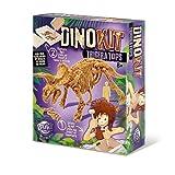 BUKI 439TRI - Dino Excavation Kit - Triceratops