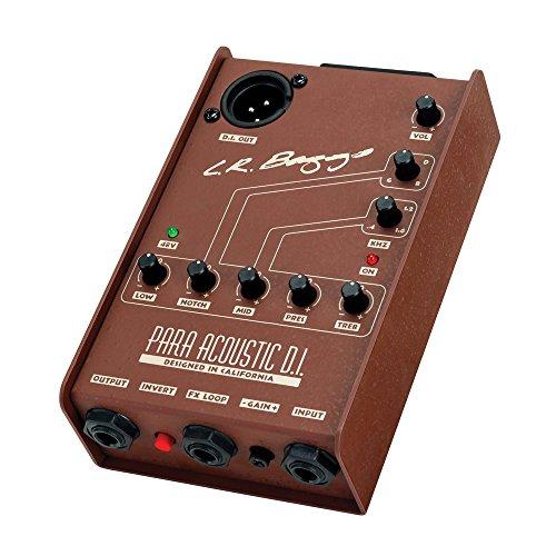 L.R. Baggs PARADI Para Acoustic DI-Box mit 5-Band EQ