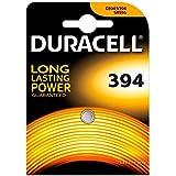 Duracell D394 - Pilas (Óxido de plata, Button/coin, 1.5V, 3 mm, 2.2 cm, 9g)