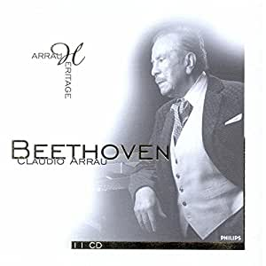 Arrau - Beethoven
