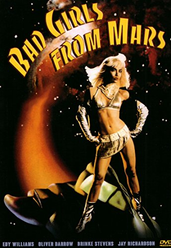 Bild von Bad Girls from Mars (Buchbox)