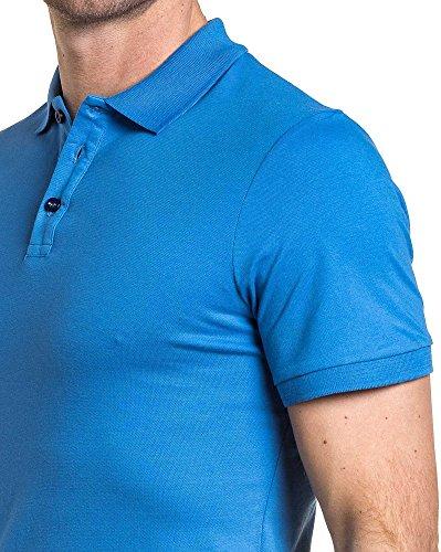 BLZ jeans - Pique Polo Grundkönigsblau Mann vereint Blau