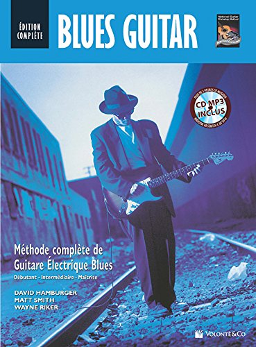 Blues Guitar: Method De Blues Debutant