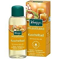 Kneipp - Jengibre pflegebad kuschelbad, cardamomo y macadamia, 1er pack (1 x 100 ml)