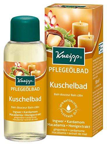 Kneipp Pflegebad Kuschelbad Ingwer, Kardamom & Macadamia, 1er Pack