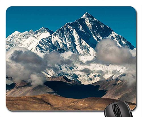 Mount Knebel (The Mighty Mount Everest Mouse Pad/Mouse Mat, Mousepad Mountains Mouse Pad/Mouse Mat)