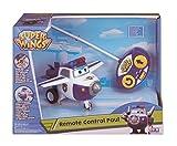 Super Wings Mini Transform a Bots Flugzeug Paul mit Fernsteuerung Flugzeuge