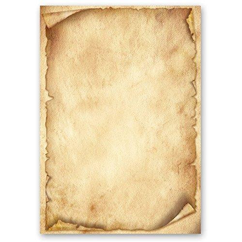 Briefpapier ANTIK DIN A5 Format 100 Blatt