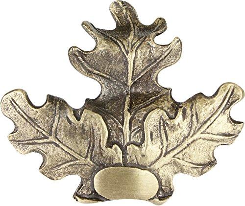 EUROHUNT Eichenlaubabdeckung Abdeckung, Bronze, L Test