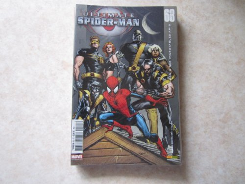 ULTIMATE SPIDER MAN N° 63 spider-man et ses incroyables amis (fevr 2009)