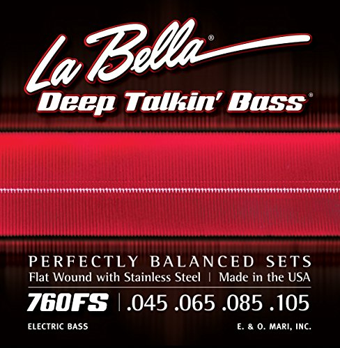 La Bella Deep Talkin' Bass