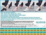 SINOES Liebhaber Schuhe Unisex Damen Herren Laufschuhe Sportschuhe Gym Turnschuhe Freizeitschuhe Atmungsaktiv Running Sneaker Low Top Schnürschuhea Mesh Outdoor Shoes - 6