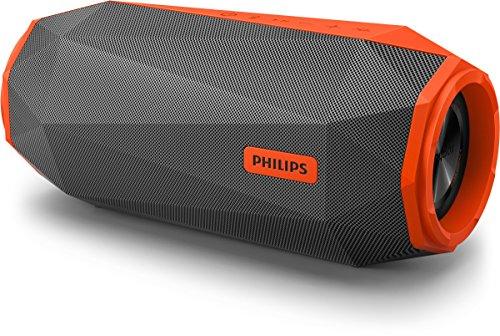 Philips Audio Shoqbox SB500M - Altavoz Bluetooth (Potente y portátil