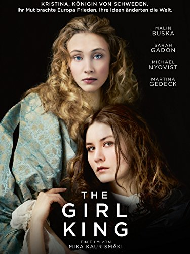The Girl King Cover