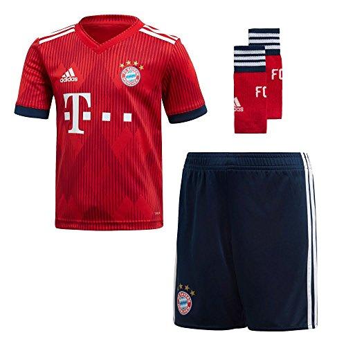 0279555825b Descargar PDF adidas Bayern Munich Home Mini Kit 2018 2019 - Obtener PDF