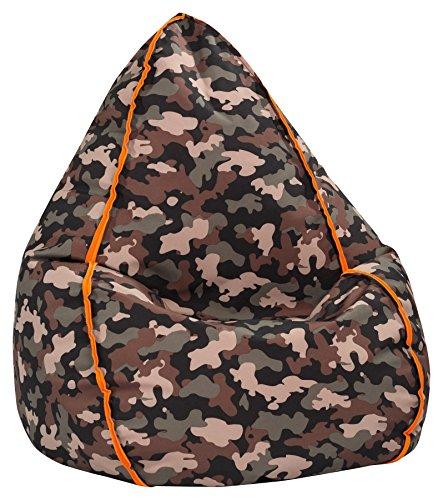 Sitting Point Sitzsack Camouflage XL ca. 220L