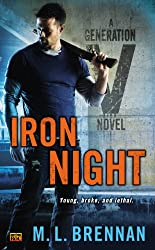 Iron Night: A Generation V Novel