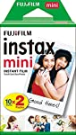 Fujifilm Instax Film For Instax Mini 8/7S - 2 pack of 10 sheets Per Pack (Total 20 sheets)