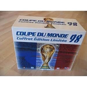 Coupe du monde 98 coffret [VHS]