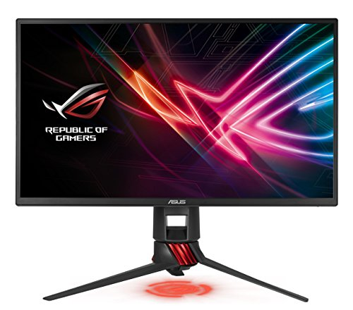 "Asus ROG STRIX XG258Q eSport Monitor Gaming 24.5"", FHD (1920x1080), 1 ms, Fino a 240 Hz, DP, HDMI, USB3.0, FreeSync"