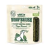 Lily's Kitchen Woofbrush Dental Chew Medium Dog 7 Pack (7x 28g)