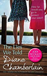 The Lies We Told by Diane Chamberlain (2011-02-18)