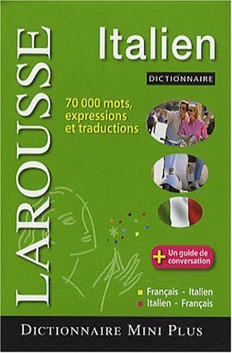 Mini dictionnaire français-italien, italien-français par Luca Basili, Chloé Bourbon, Collectif