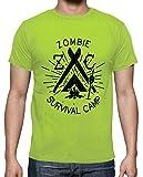 tostadora - T-Shirt Z-Camp - Uomo Pistacchio XXL