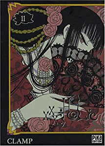 xxxHolic Edition simple Tome 11