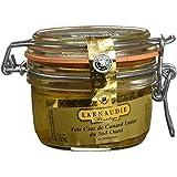 Larnaudie prestige foie gras de canard entier Sauternes bocal 125g