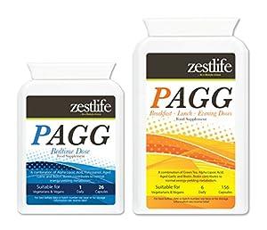 Zestlife Pagg-Stack einen Monat Versorgung