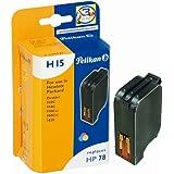 Pelikan 348791 - Cartucho de tinta HP 78 para HP DeskJet 920 C, 950 C, 970 CXI, 990 CXI, 3820 (color, 3 x 6.3 ml)