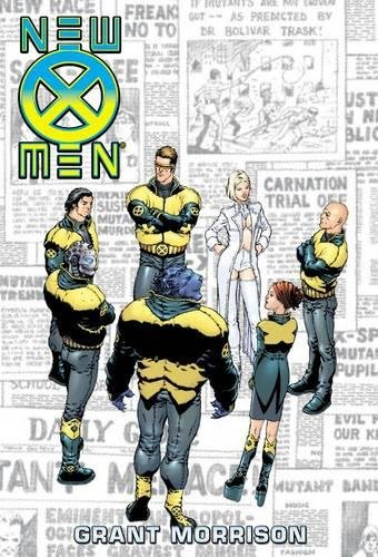New X-men Omnibus (new Printing) Cover Image